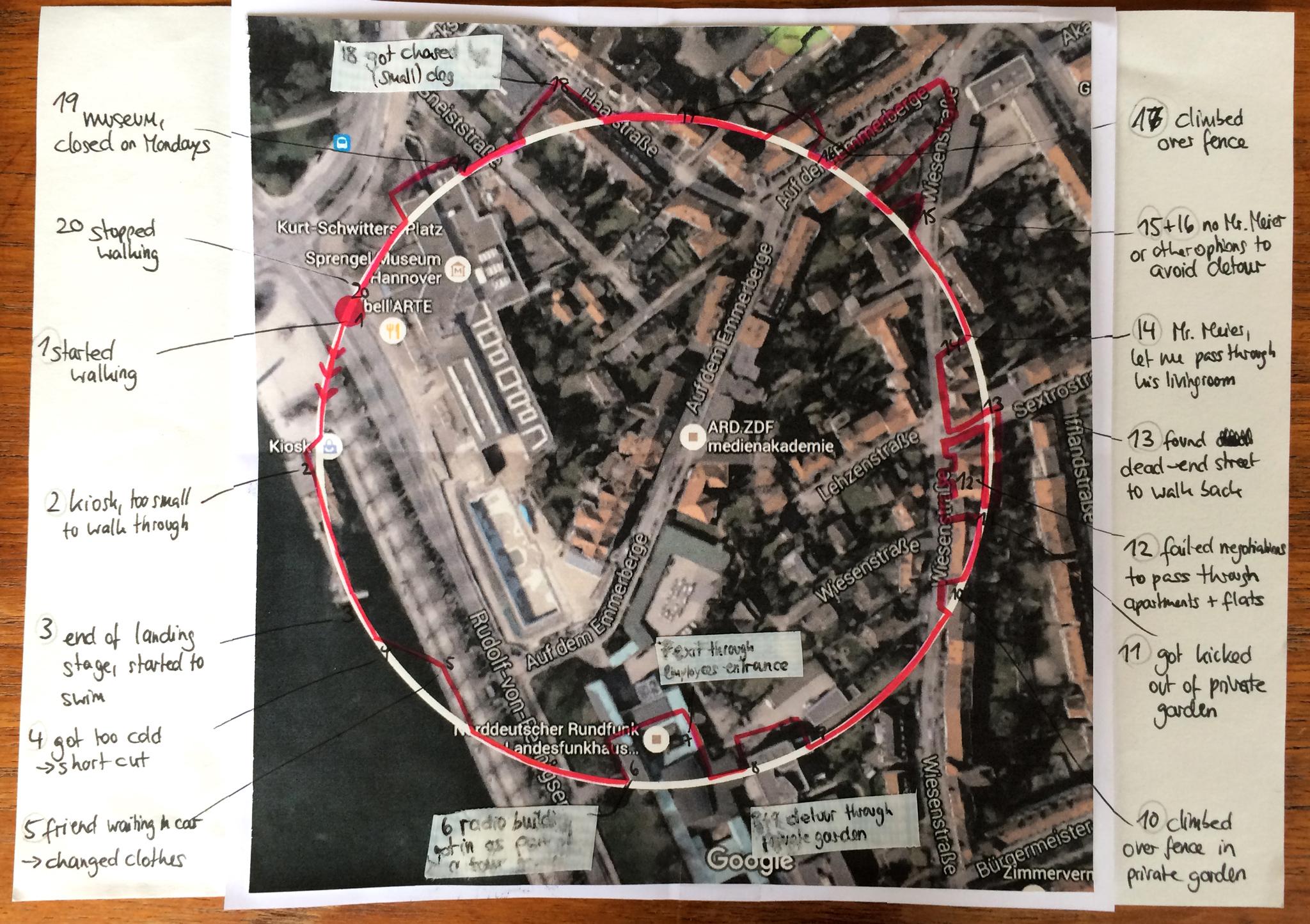 Pilvi Takala - Exercise for Urban Areas